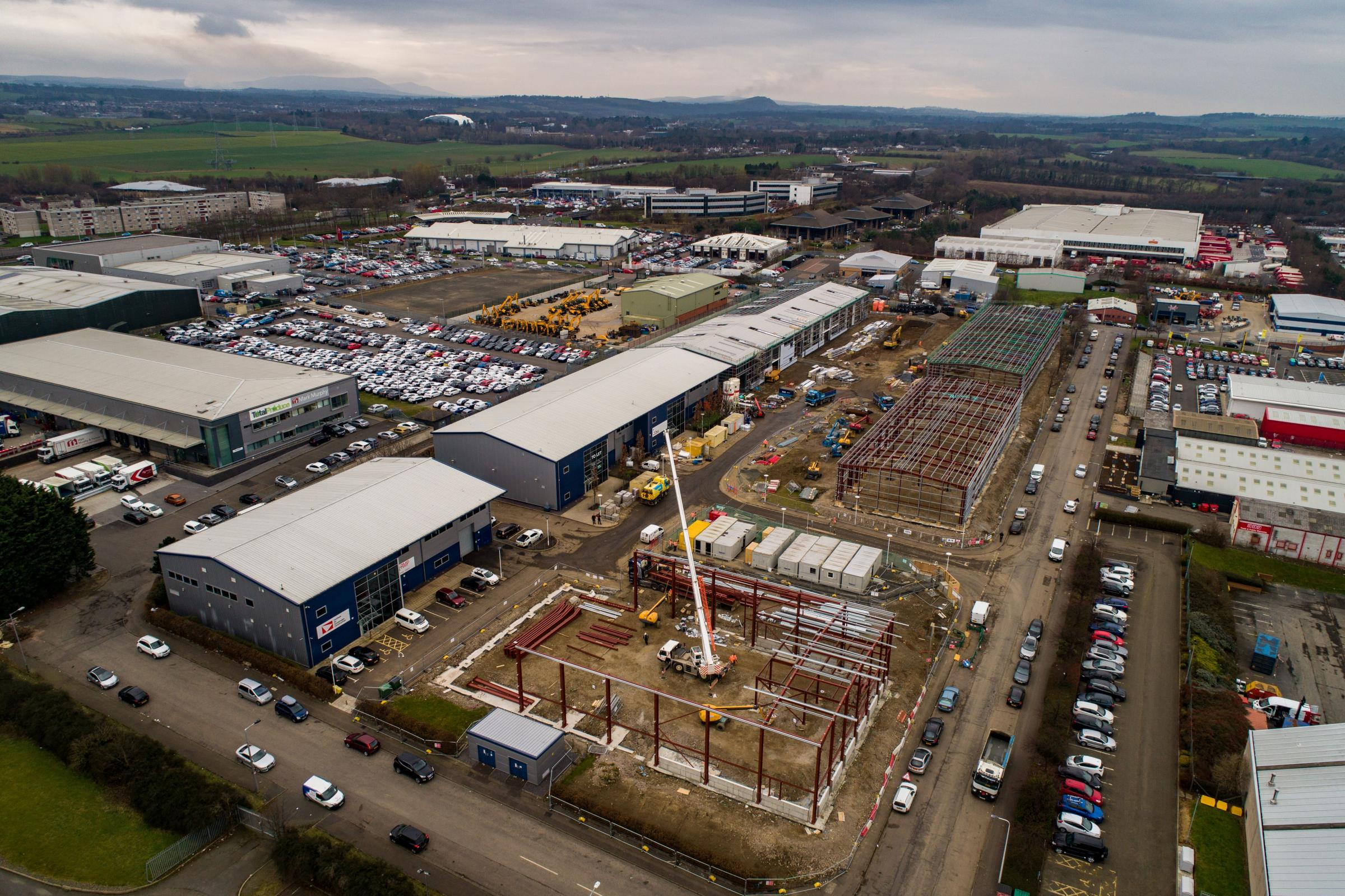 Scottish business park bought in deal worth around £15 million