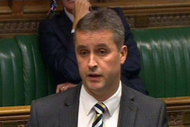 Na h-Eileanan an Iar MP Angus MacNeil wasn't fully happy with the plans