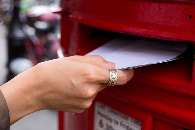 Postal voting is as safe as voting in person