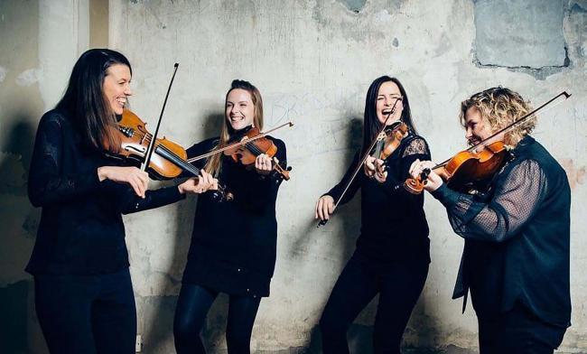Shetland fiddler Jenna Reid on the inspiration that drove