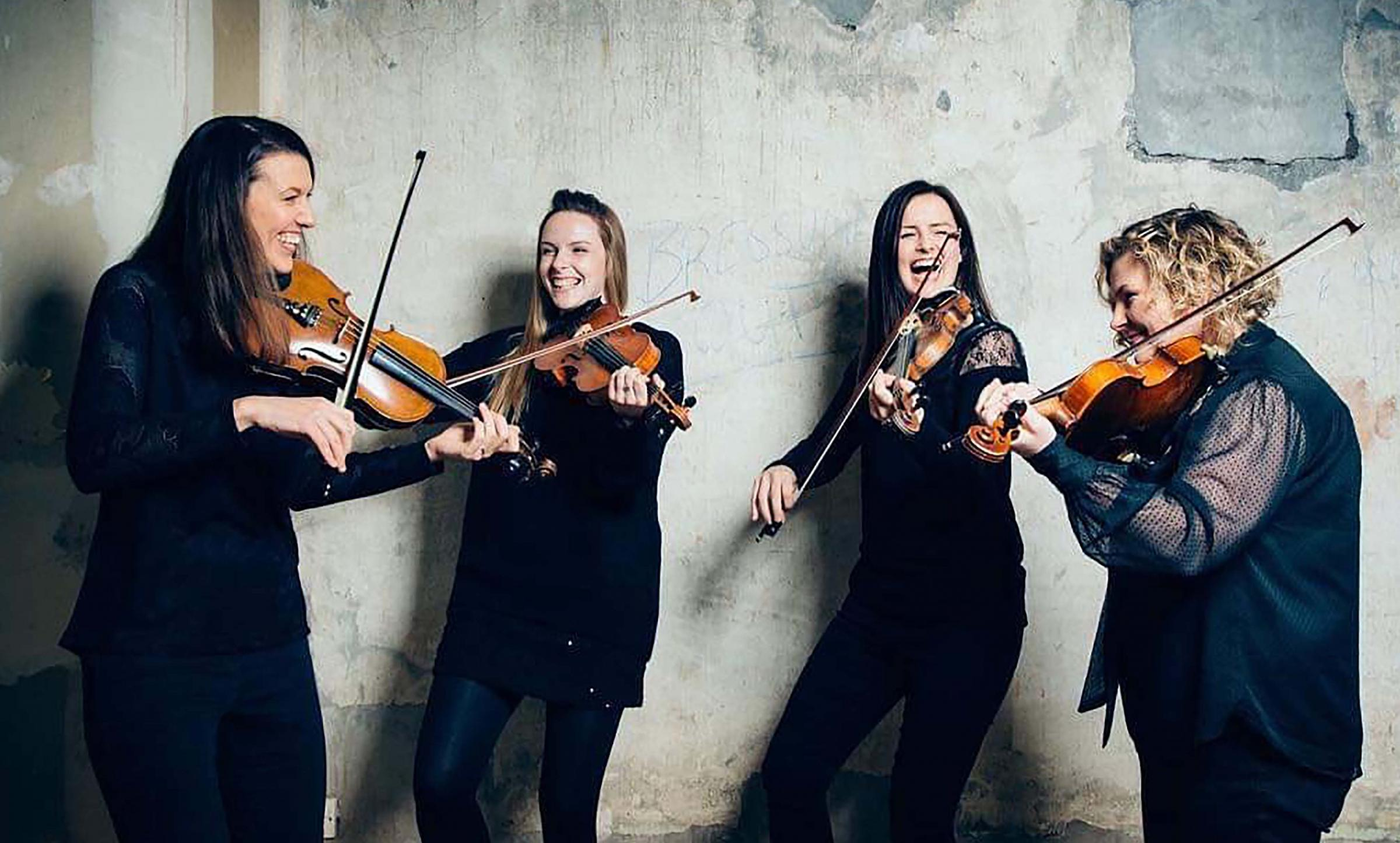 Shetland fiddler Jenna Reid on the inspiration that drove her latest