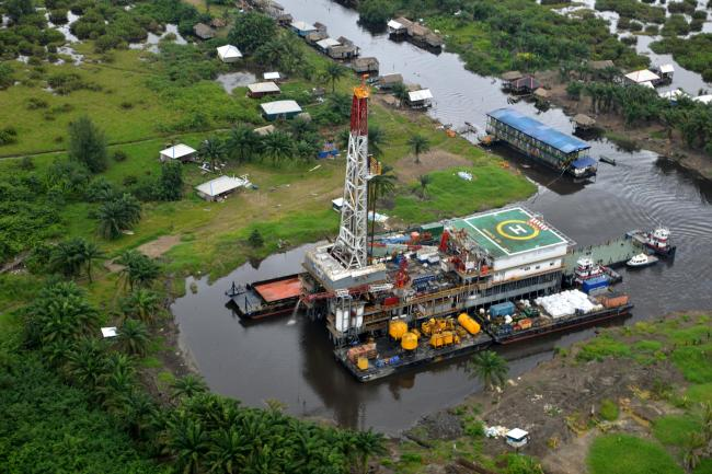 Eland Oil & Gas operations in Nigeria