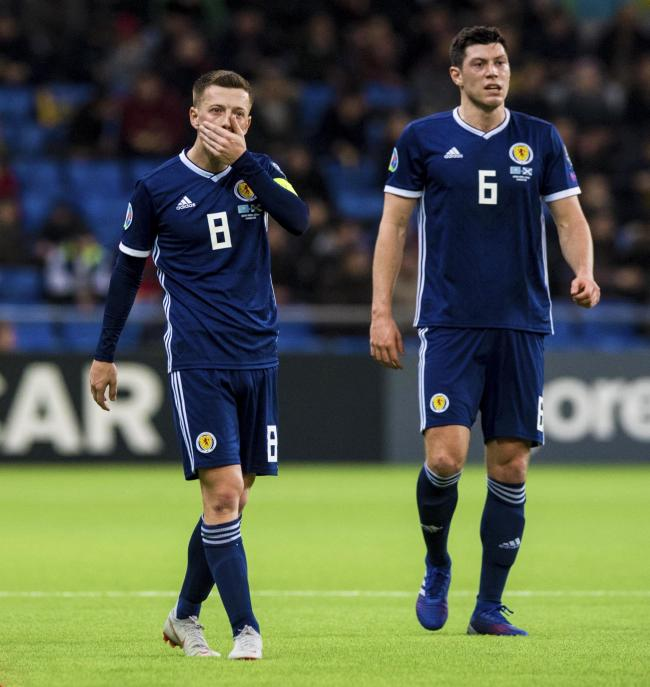 Scotland analysis: Kazakhstan teach Alex McLeish's patchwork