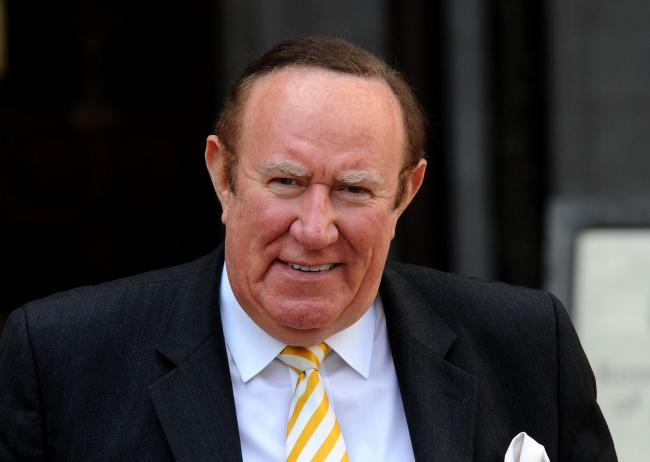 This Week presenter Andrew Neil was described as a 'right-wing dinosaur'