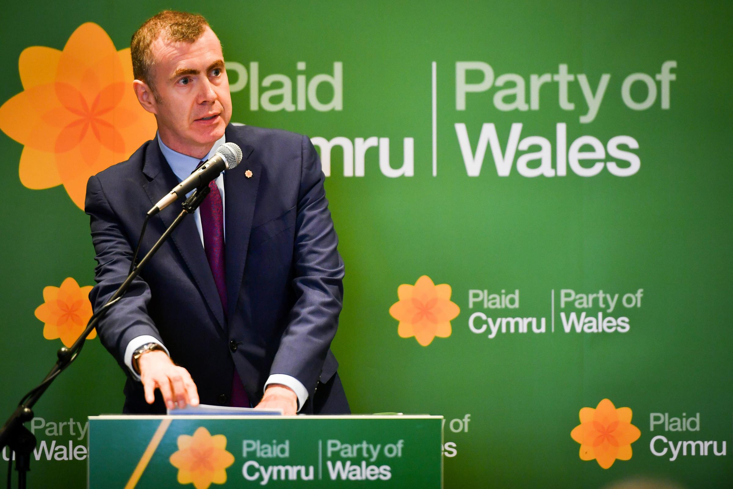 Plaid Cymru leader issues message of solidarity with Scotland