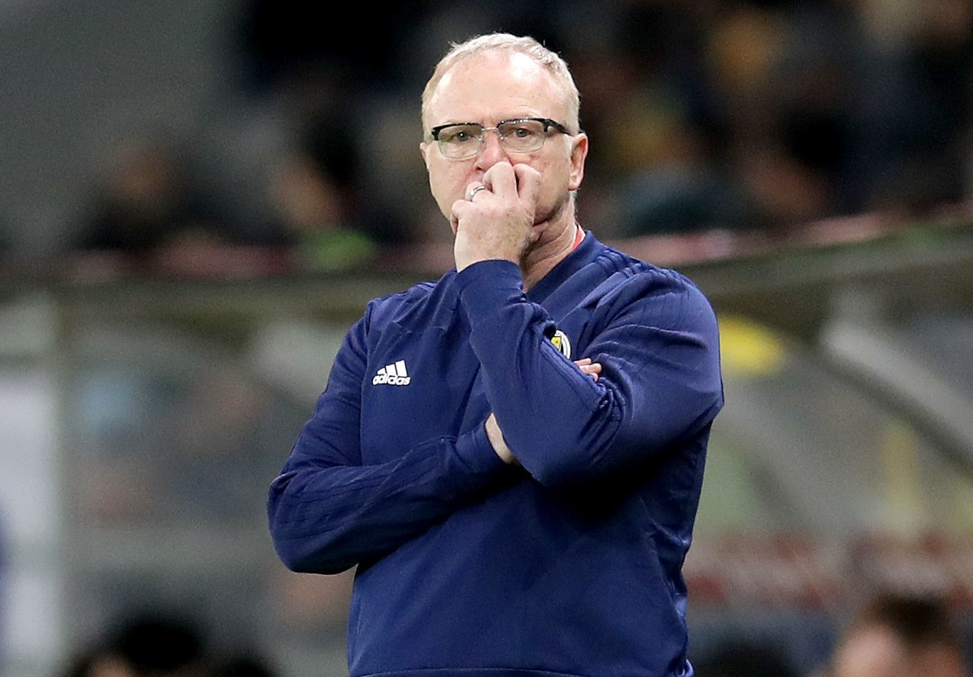 Alex McLeish's post-match comment rubbed salt in my wound