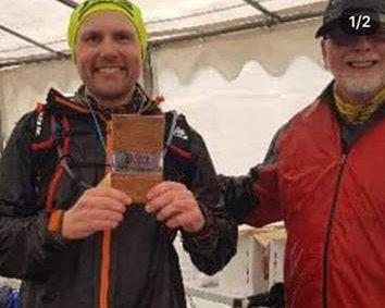 Anger after bib-swap runner claims stolen prize