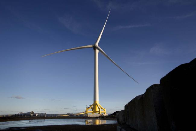 The gathering of turbine data remains an issue