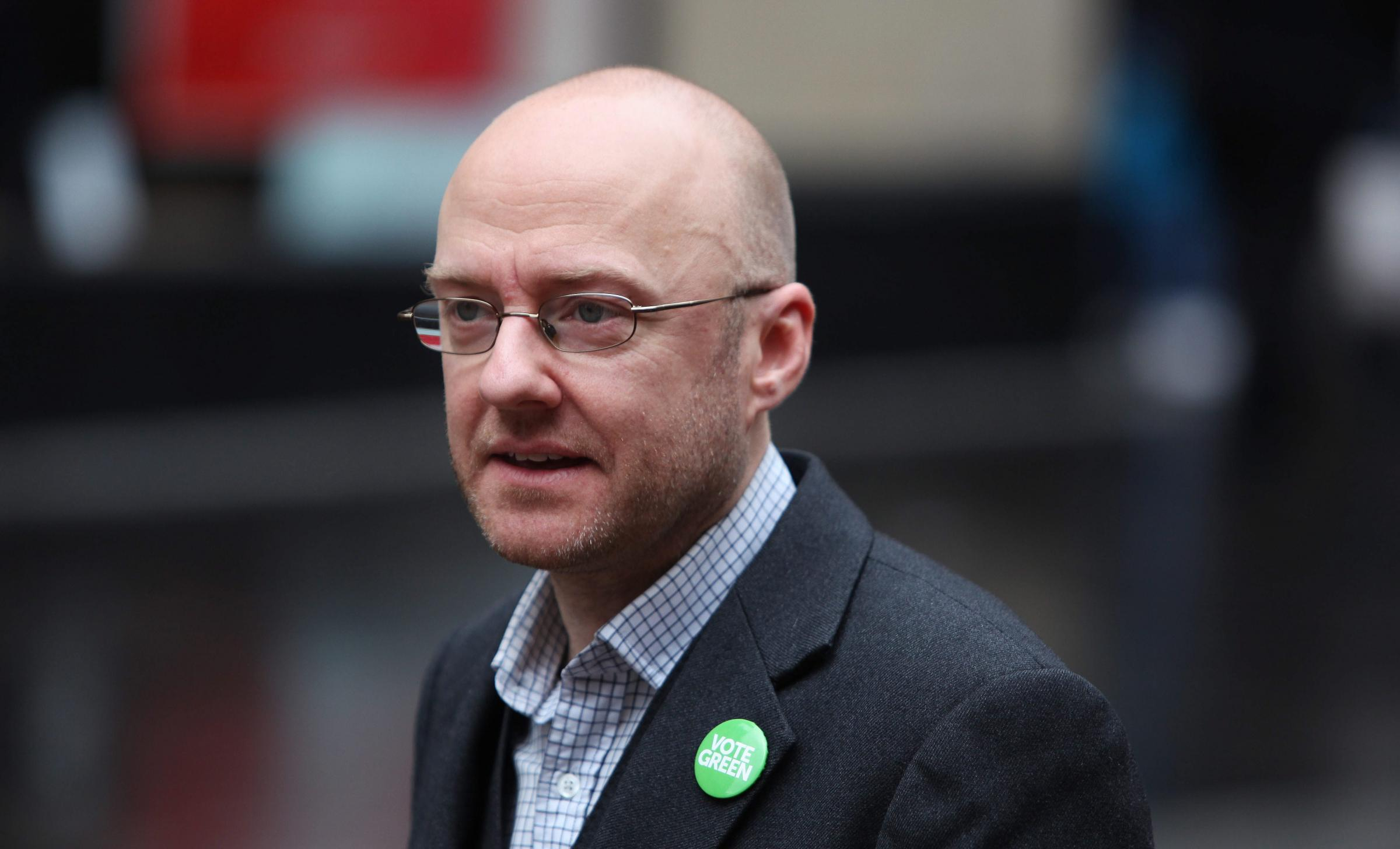 Patrick Harvie will address a meeting of EU nationals and Green supporters