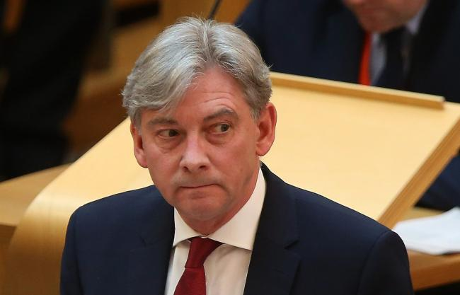 Scottish Labour leader Richard Leonard's criticism of the First Minister backfired