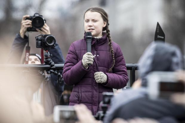 The National: Greta Thunberg