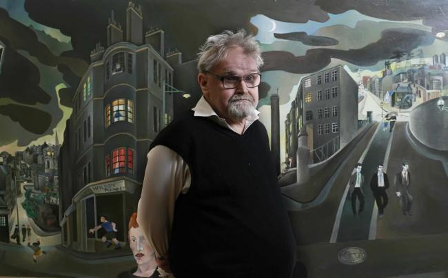The characters in the books of Alasdair Gray and the other writers featured in this piece are all, in their own ways, trapped