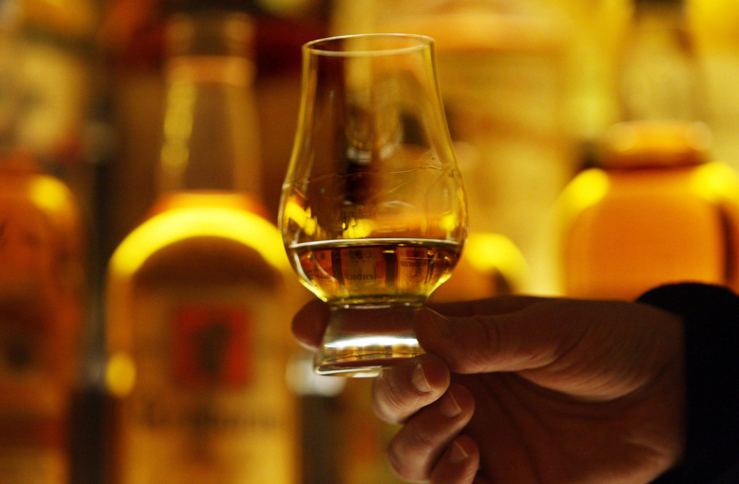 The Scotch whisky industry is still growing in strength
