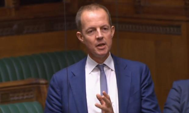 The National: Conservative Party Nick Boles announced that he can 'no longer sit for this party'