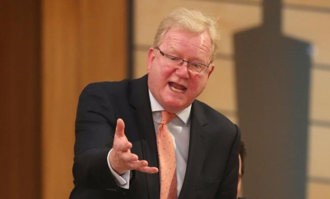 Scottish Tory interim leader Jackson Carlaw