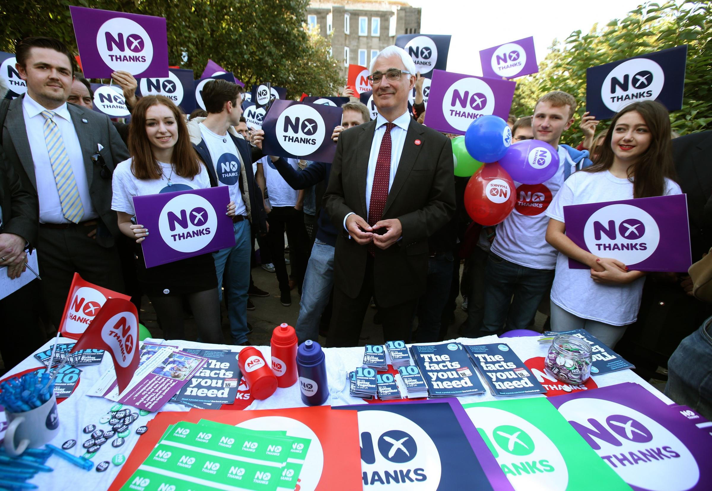 The National busts Scottish Independence myths in 2014 special