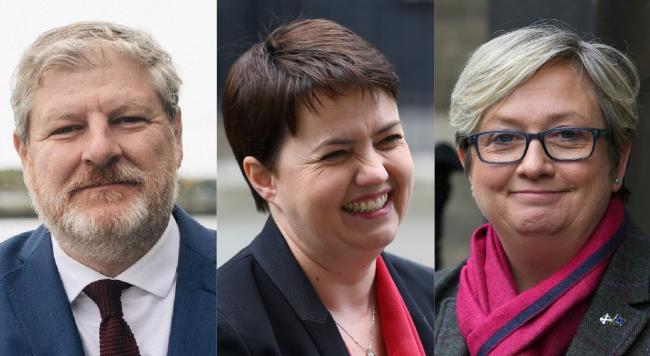 Angus Robertson and Joanna Cherry are rumoured to be eyeing up Ruth Davidson's Edinburgh Central seat