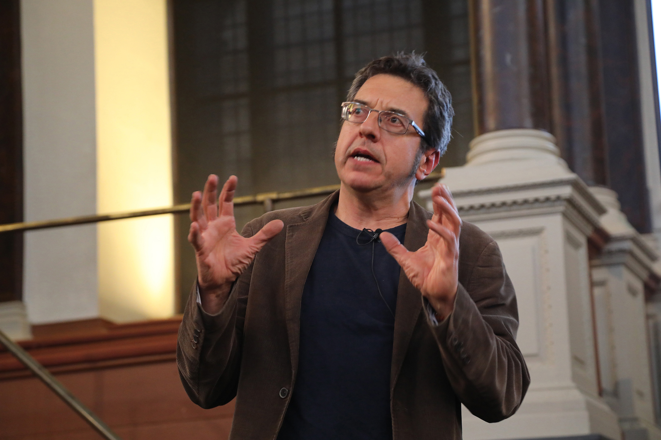 George Monbiot: Independent Scotland could be