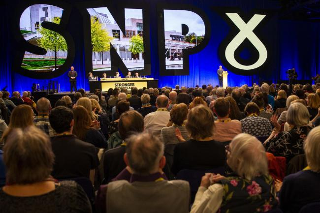 Are the SNP wrong to focus on actions that are not directly supporting Scotland's independence?