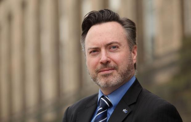 The National: SNP MEP Alyn Smith was one of those quoted in the 'War on Cybernats' article