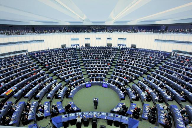 European Parliament elections are due to be held on May 23