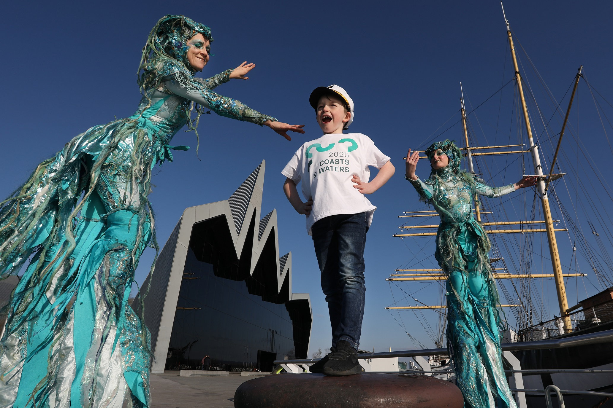 Scotland's year of Coasts and Waters officially launched