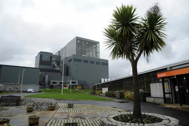 Hunterston B has been described by a Green MSP as an 'ageing relic'