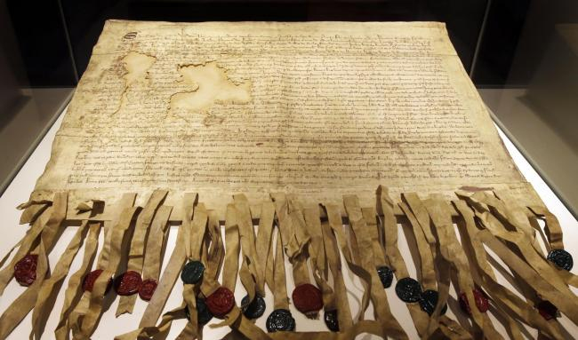 Next year will mark the 700th anniversary of the Declaration of Arbroath