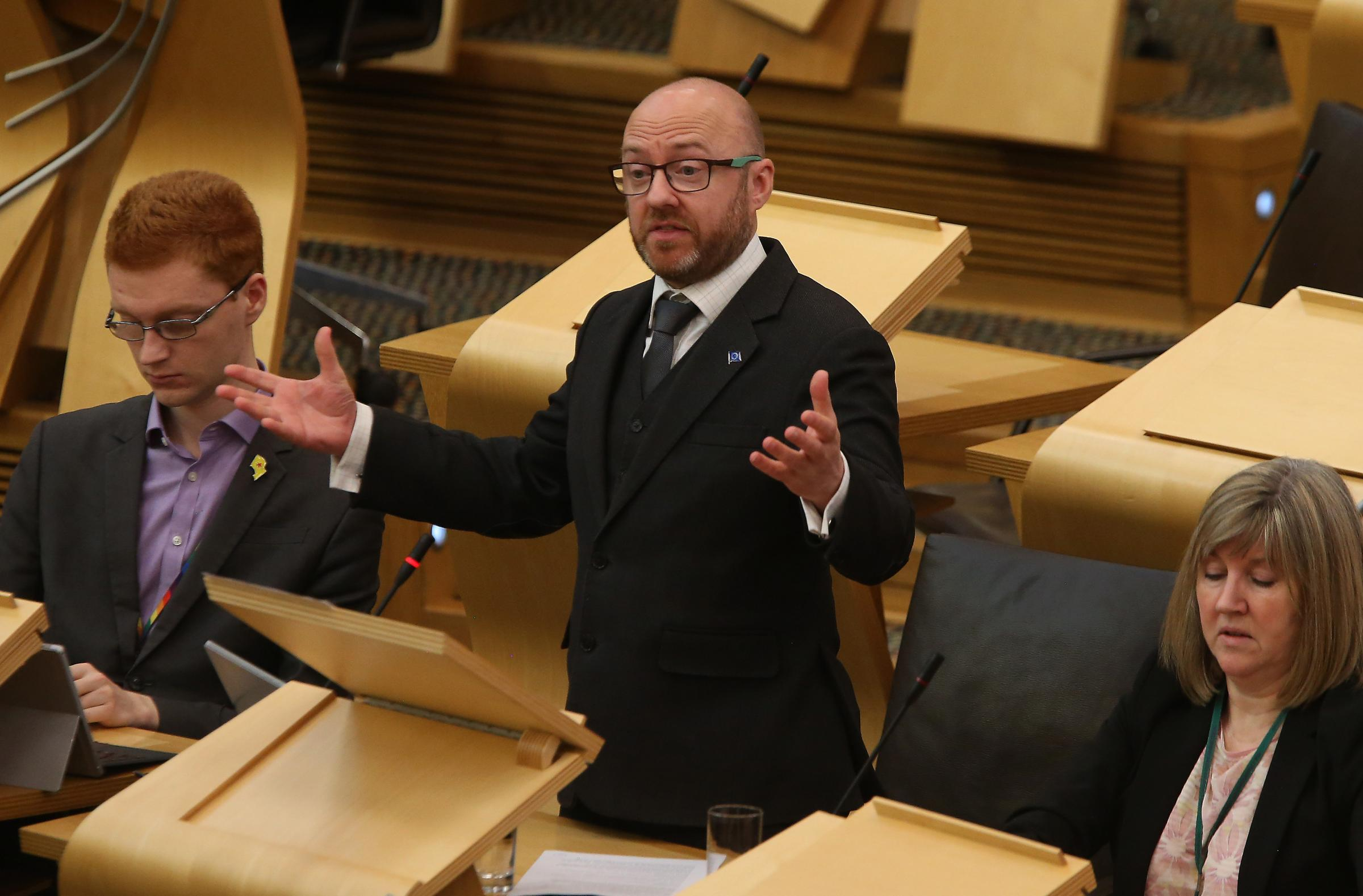 Patrick Harvie calls for New Green Deal for Scotland