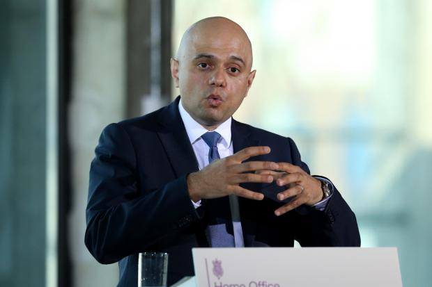 The National: Conservative Party leadership hopeful Sajid Javid