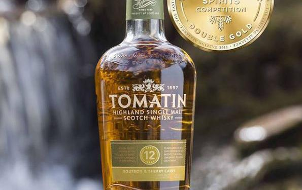 Tomatin notched up seven Double Gold wins