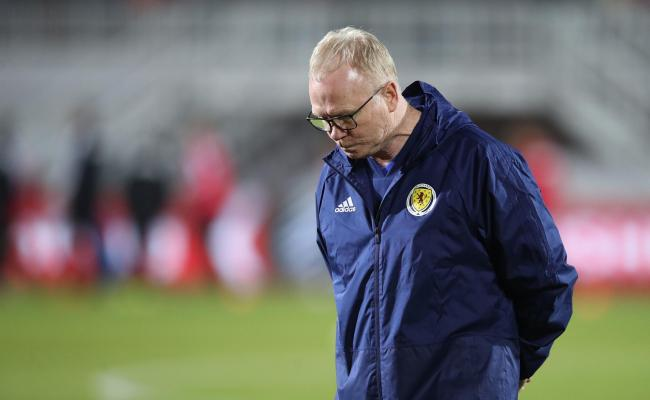 The way Alex McLeish was recruited absolutely stank