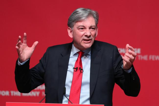 Labour leader Richard Leonard faced criticism from Green and SNP politicians