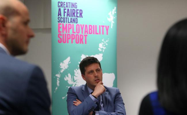 Jamie Hepburn says people only have to 'look to Wales' to see a Labour Party in action