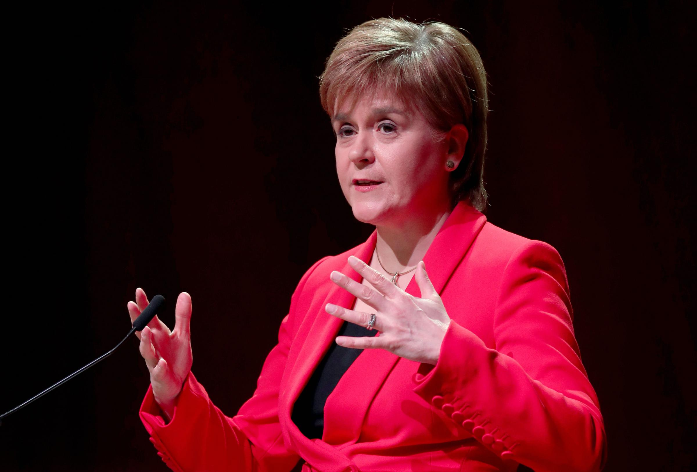 The FM is not dithering or hesitating – she is right to bide her time