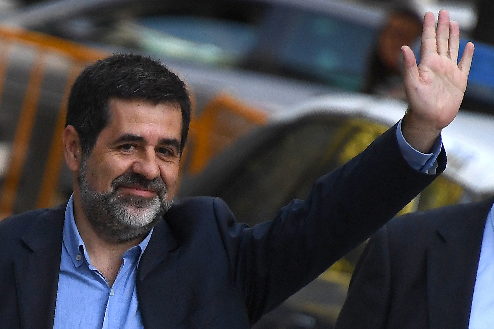 Jordi Sànchez said that a negotiated referendum would be held in the next  few years