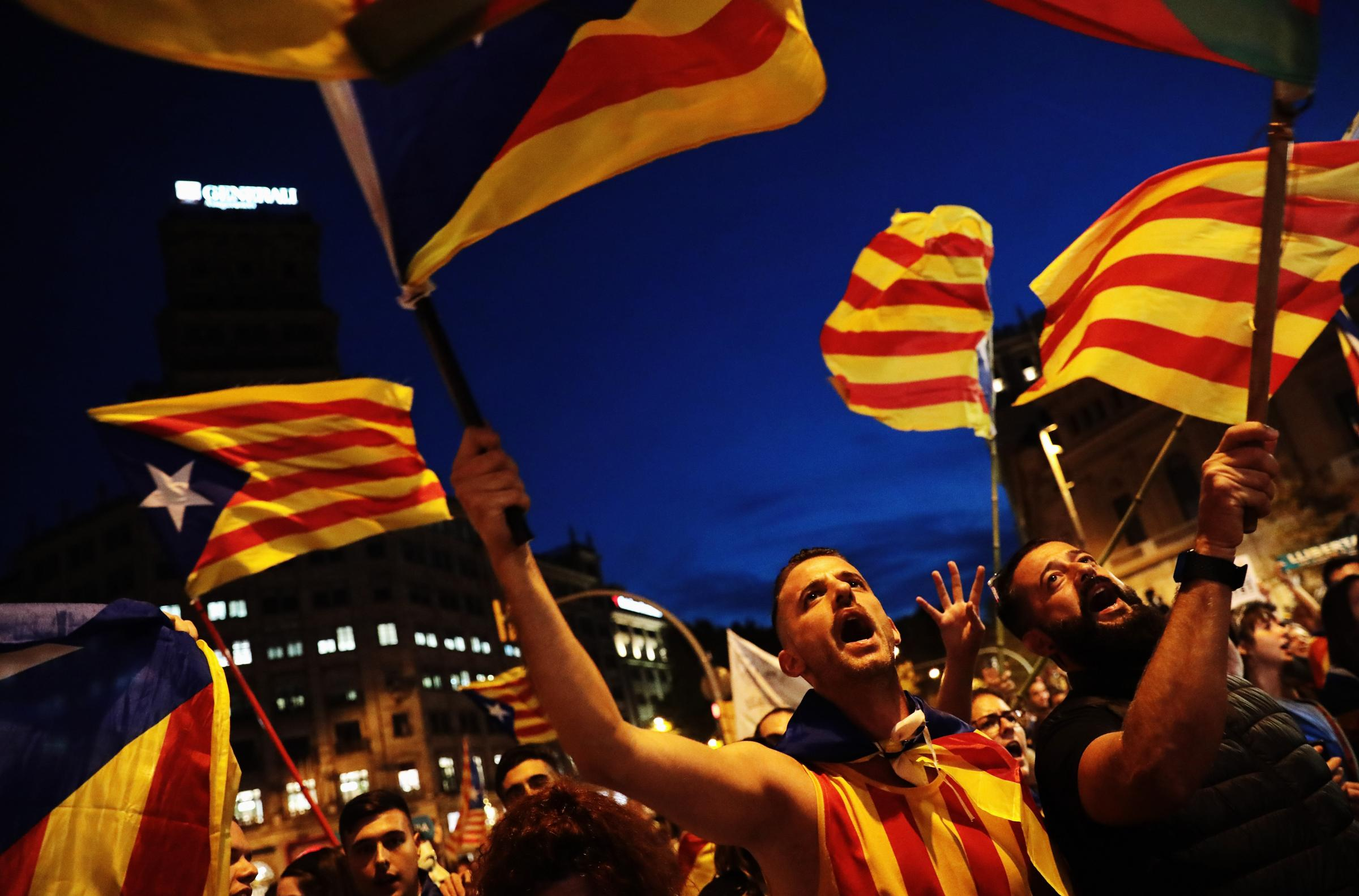 Essay collection shows Catalonia's lessons for Scotland