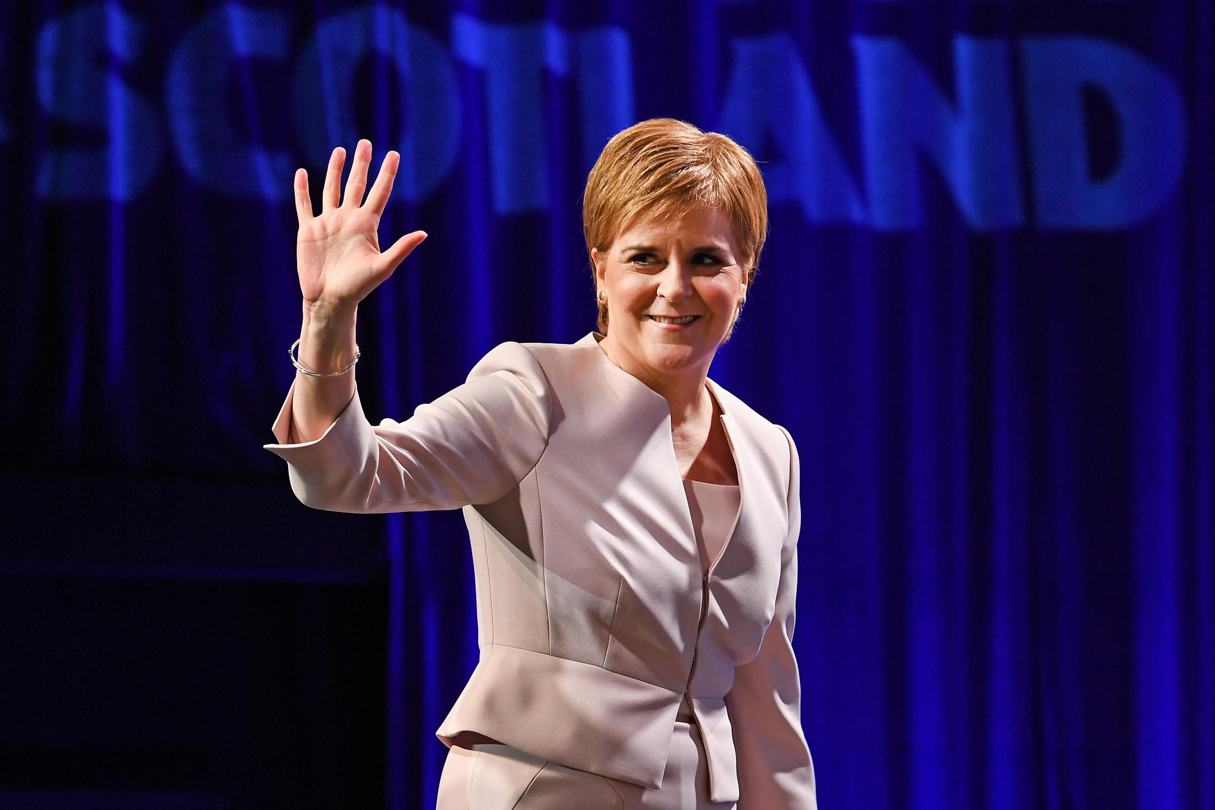 Nicola Sturgeon has written about an independent currency for The National