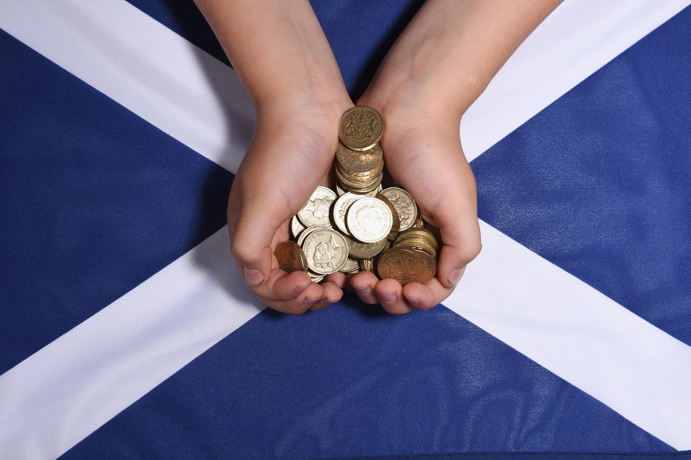 Scotland has most progressive tax and benefits system in UK, analysis shows
