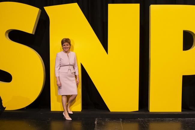 Indyref will be a hot topic at the SNP conference