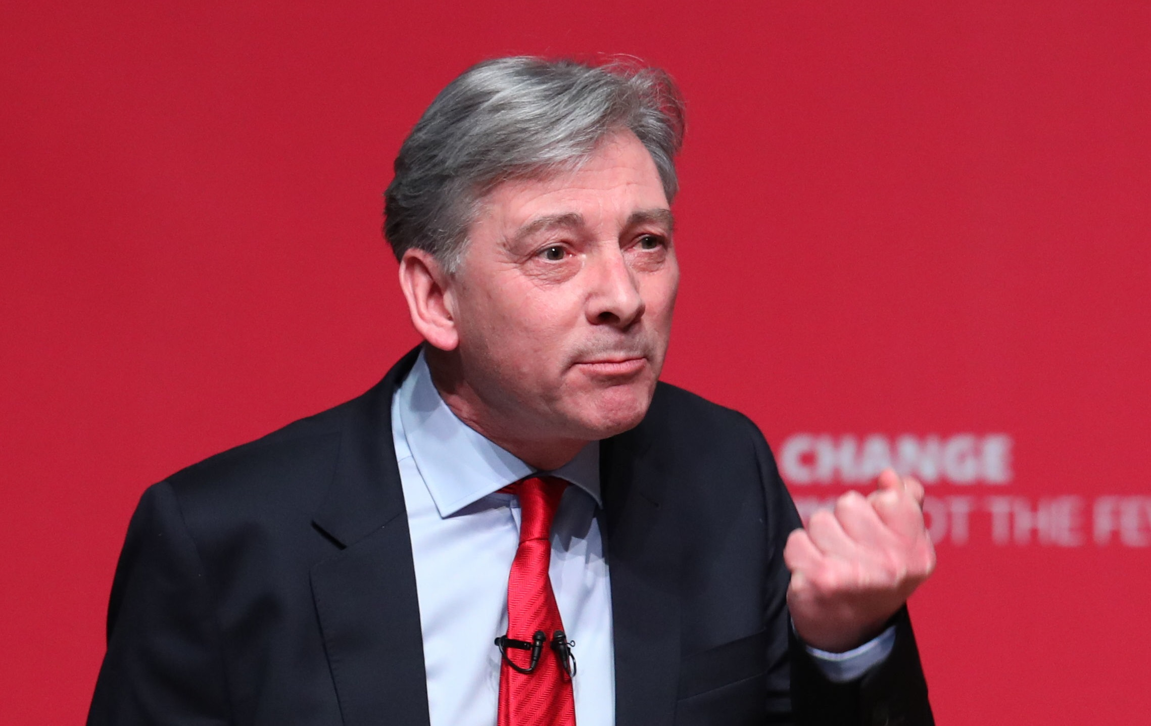 Labour leader Richard Leonard wasn't in good form heading into the World Cup