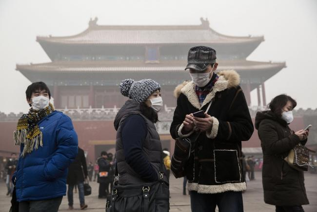 China is strong enough to resist climate targets pushed for by other countries