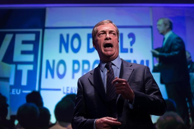 Nigel Farage and his Brexit Party have a decision to make about who to endorse as their candidate in Scotland