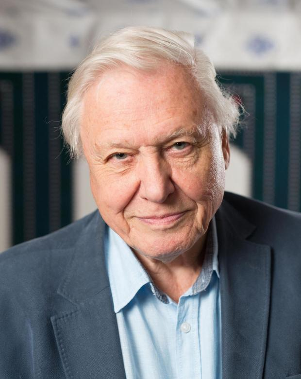 The National: Sir David Attenborough has been vocal in warning of the dangers of climate change