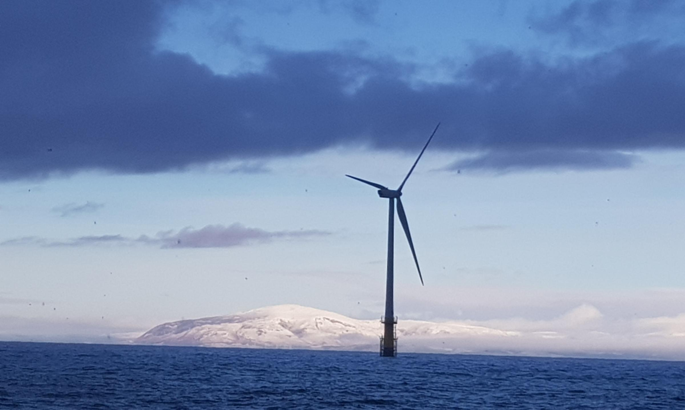 It comes after key work on the Kincardine floating offshore wind development was won by Navantia