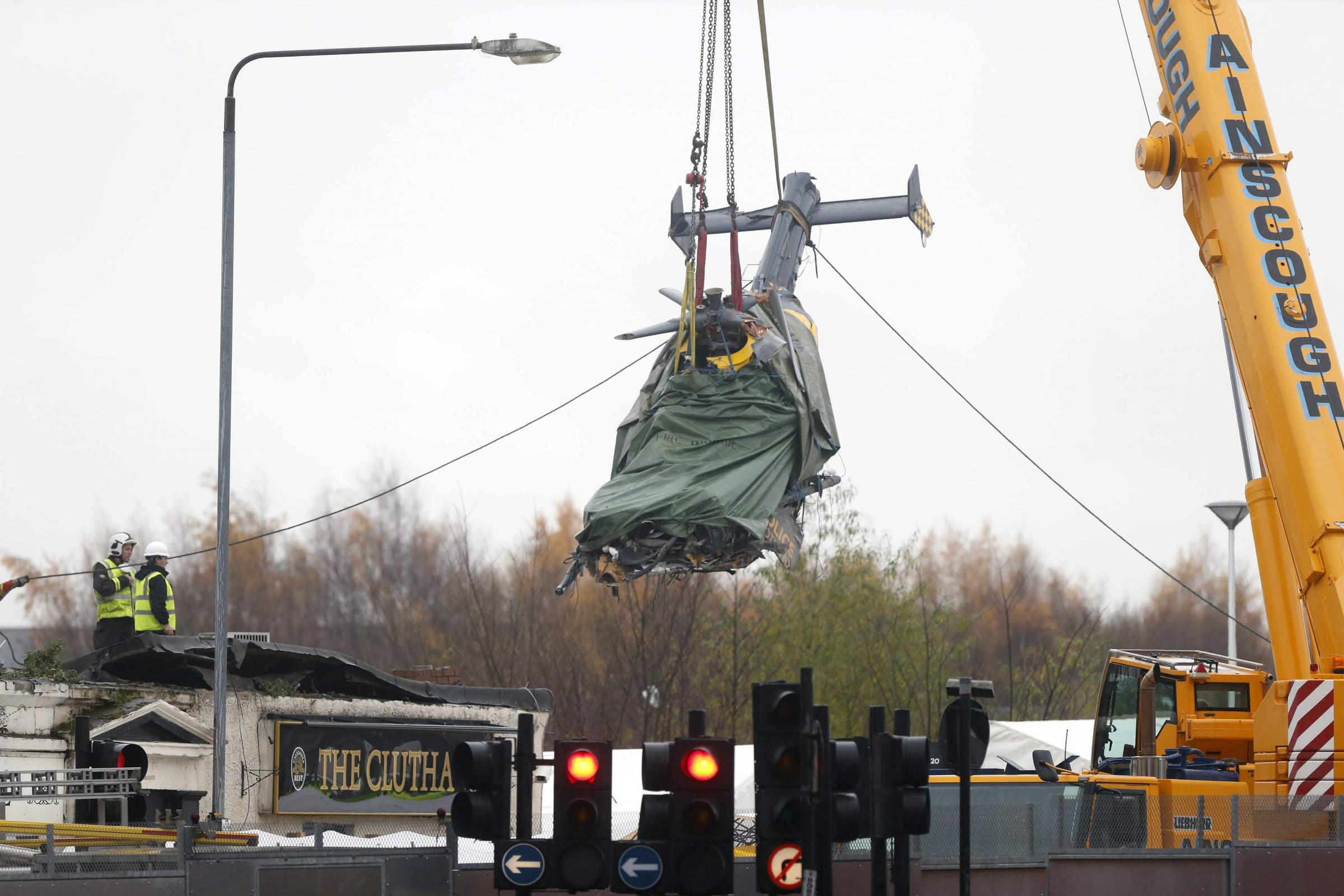 Clutha inquiry: Helicopter pilot was a 'stickler for procedure'