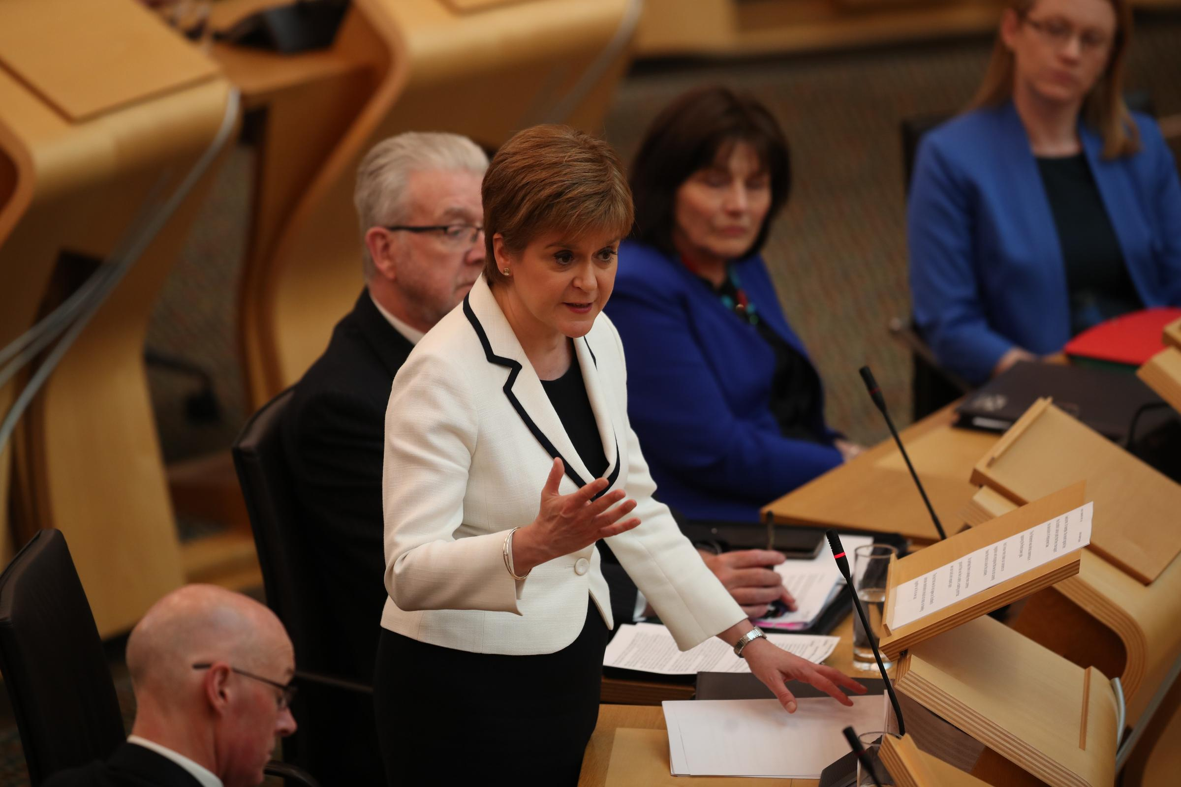Indyref2: How did the European press respond to Sturgeon's announcement?