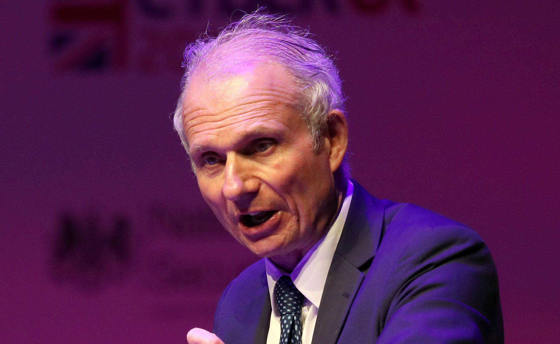 David Lidington said the Scottish Government should focus on other things
