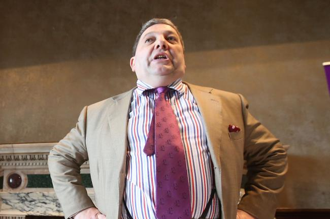 7a5839a886cf David Coburn was Ukip s Scottish leader for four years before resigning in  2018