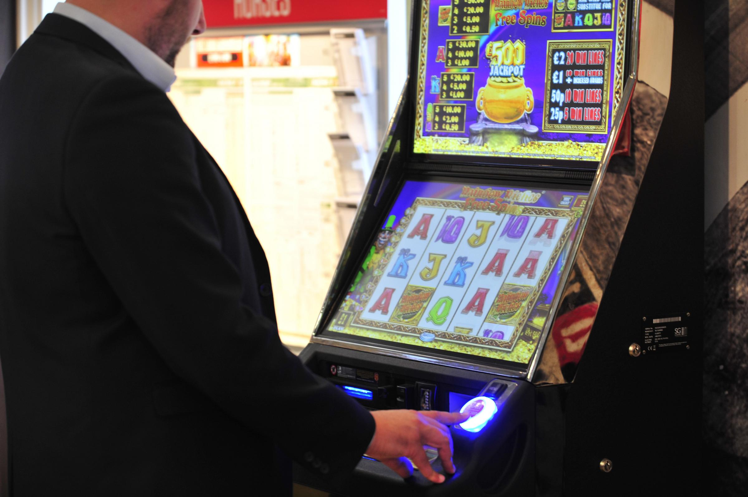 About 58% of adults gambled in some form last year